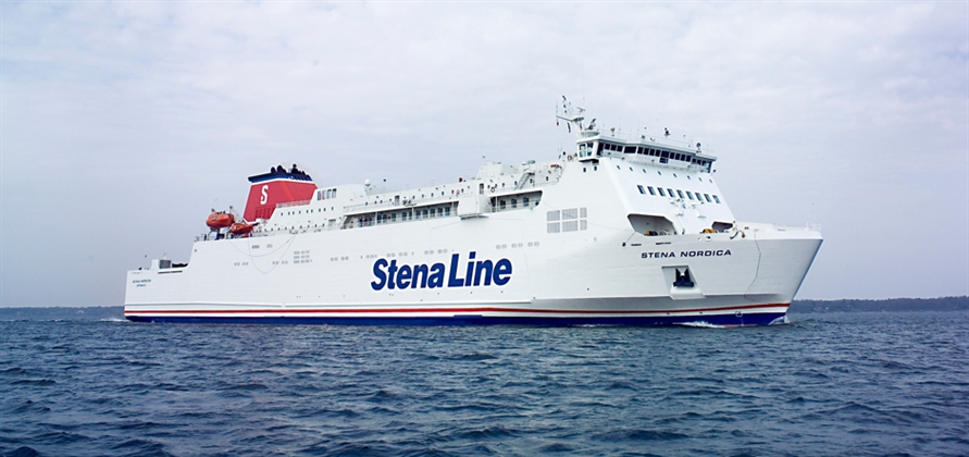 Stena Line adds fourth ro-pax ferry to Sweden-Poland route