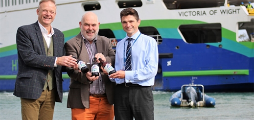Island Brewery creates exclusive ale for Wightlink Ferries
