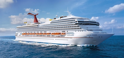 Carnival Victory to transform into Carnival Radiance in 2020
