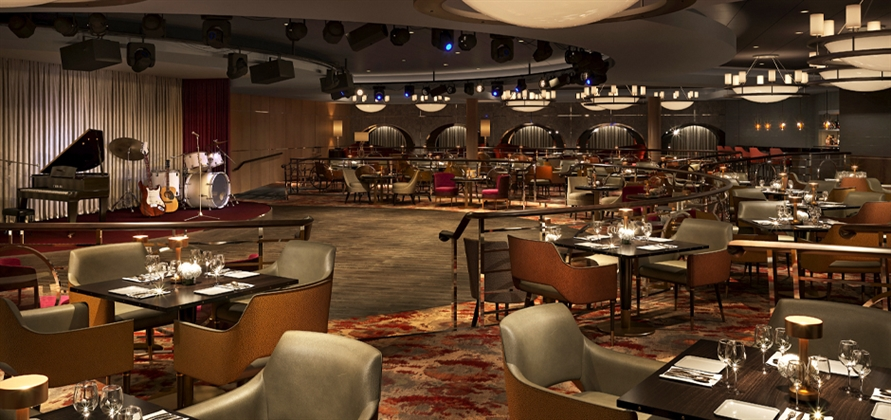 Crystal to debut new Stardust Supper Club experience