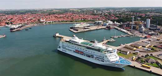 Roenne to welcome 50% more cruise passengers in 2019