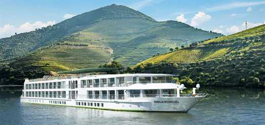 CroisiEurope to christen new Amalia Rodrigues in Porto in 2019