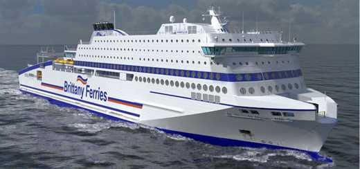 Telenor Maritime to deploy mobile platform for Brittany Ferries