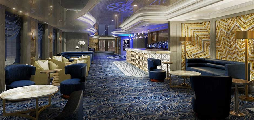 Princess Cruises reveals new features on Enchanted Princess