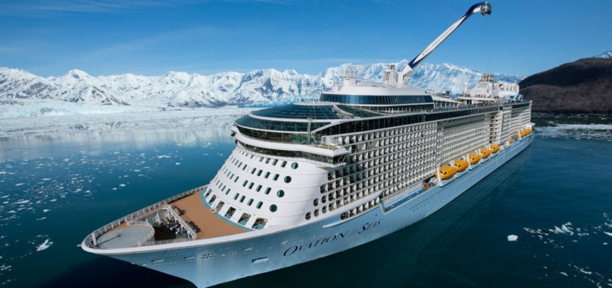 Royal Caribbean plans biggest Alaska season to date