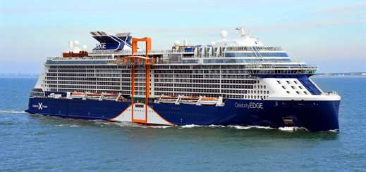 Celebrity Edge heads to her new Port Everglades homeport