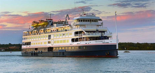 American Queen Steamboat Co. acquires Victory Cruise Lines