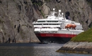 Hurtigruten to be the first to power cruise ships with liquified biogas