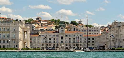 MSC Cruises acquires significant interest in Trieste's cruise terminal