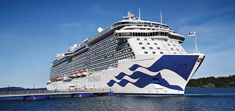 Regal Princess to embark on largest Australia season in 2020