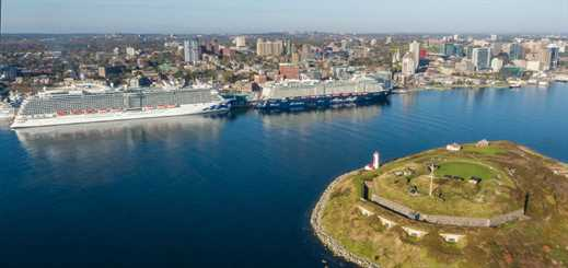 Port of Halifax has record-breaking cruise season