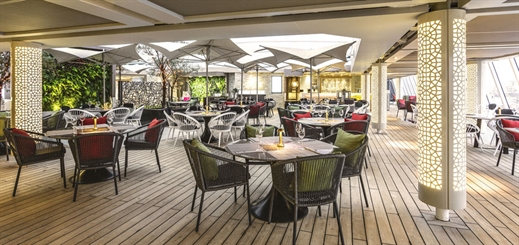 AD Associates completes refurbishment of Crystal Serenity