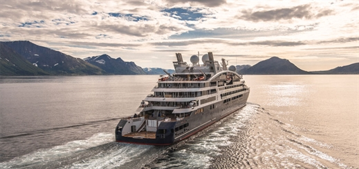 Ponant chooses Global Eagle for onboard entertainment systems