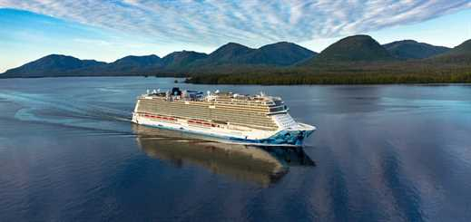 NCLH to develop cruise pier at Alaska's Icy Strait Point