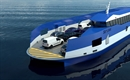 Incat Crowther designs double-ended ro-pax ferry