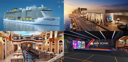 Carnival Corporation to launch four new ships in 2019