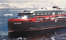 Hurtigruten announces captain of Roald Amundsen