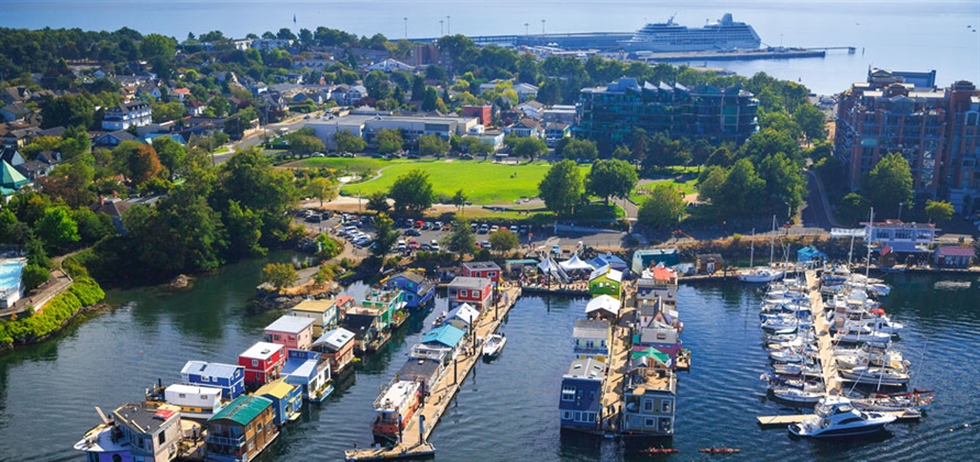 Victoria, British Columbia: A captivating destination