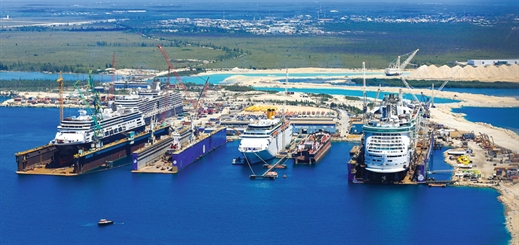 Grand Bahama Shipyard has grand plans for the future