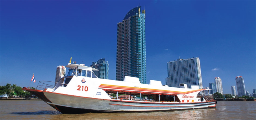 Safely meeting ferry passenger demand in Thailand