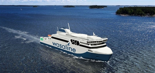 Rauma Marine Constructions to build new Kvarken Link ferry