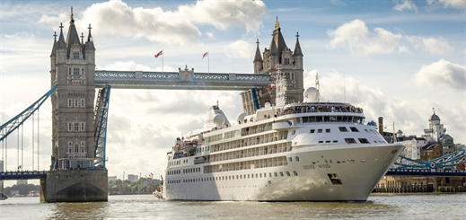 UK cruise industry growing despite Brexit, says CLIA