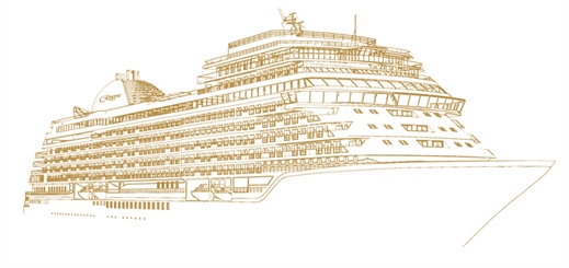 Regent Seven Seas orders sixth all-suite cruise ship from Fincantieri