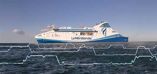 La Méridionale saves fuel with the help of Eniram technology