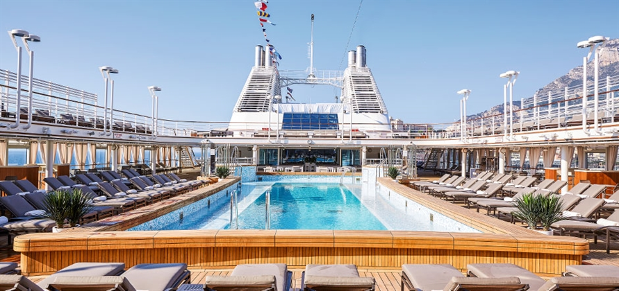 Royal Caribbean Cruises Ltd.: heading for new horizons