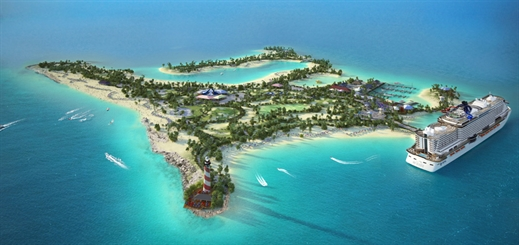 MSC Cruises reveals new details about Ocean Cay