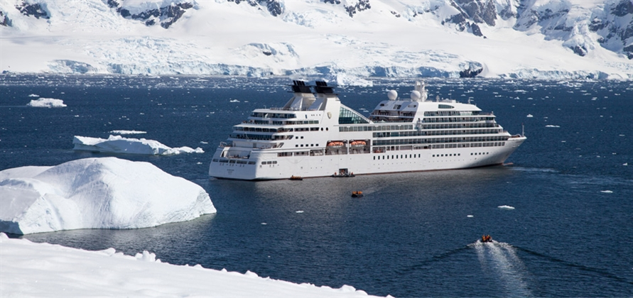 Seabourn chooses expedition team for Alaska cruises