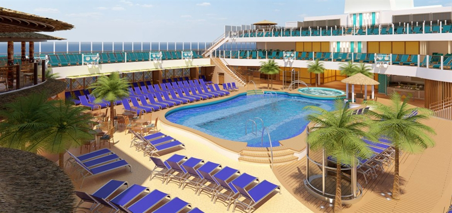 New Carnival ship Mardi Gras will feature six themed areas