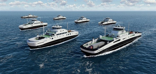 Corvus Energy to help Fjord1 ferries to sail emission-free