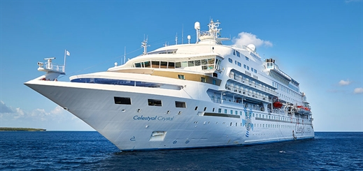 Celestyal Crystal gets two new itineraries and suite concierge