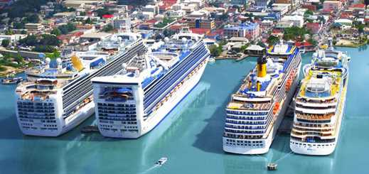 Global Ports Holdings to manage Antigua's cruise operations