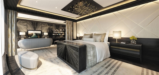 Seven Seas Splendor to offer suite with US$200,000 bed