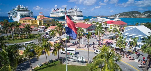 Cruise numbers hit 1.5 million at Port St. Maarten in 2018