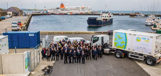 A lower carbon future for the ferry industry