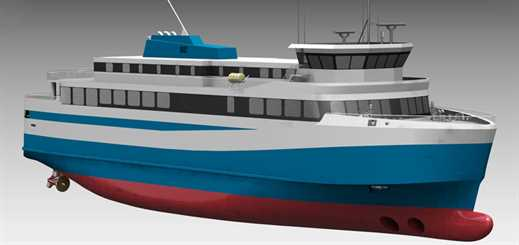 ABB technology to power Iceland's first electric ferry