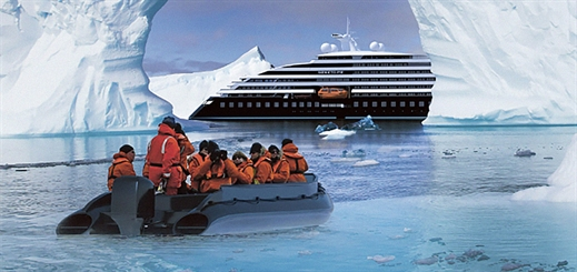The fast-moving market of expedition cruises
