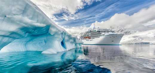 Crystal Endeavour to sail Northeast Passage in inaugural season