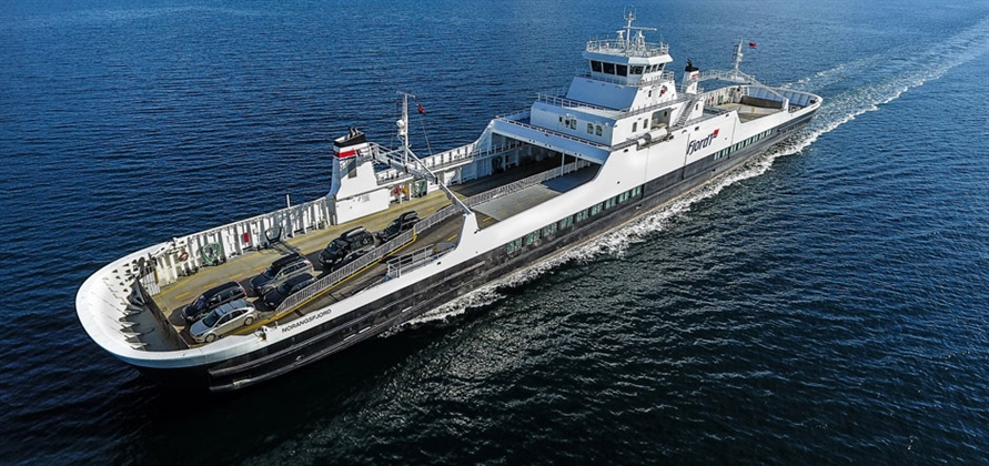 Fjord1 chooses Norwegian Electric Systems for hybridisation