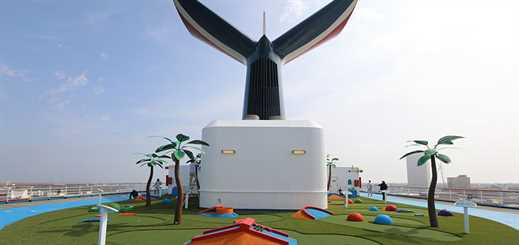 Carnival refits Carnival Freedom with new onboard experiences