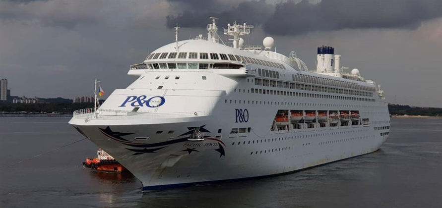 Jalesh Cruises takes delivery of first cruise ship