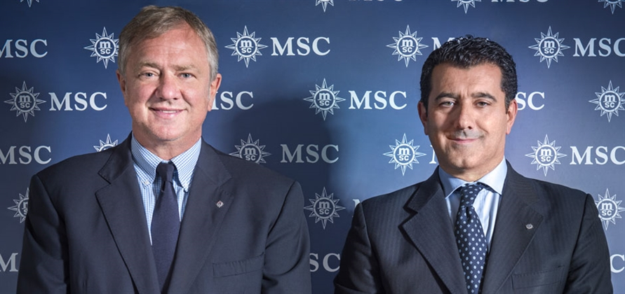 MSC Cruises confirms order for four luxury ships with Fincantieri