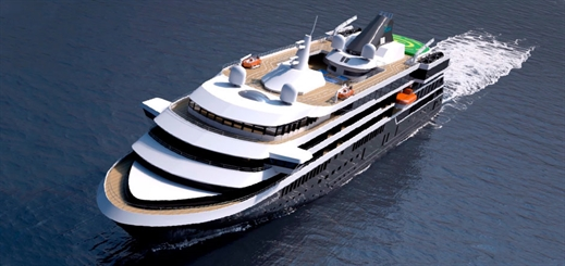 V.Ships Leisure to supply crew for Mystic Cruises' World Explorer