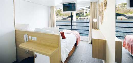 CroisiEurope launches Amália Rodrigues on the Douro
