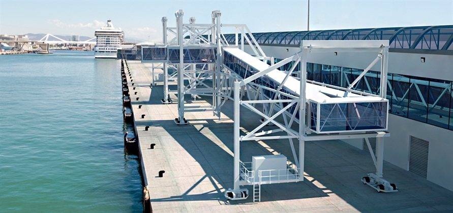 ADELTE to supply passenger boarding bridge to three US ports