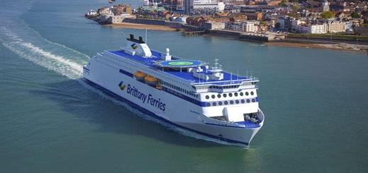 Brittany Ferries confirms fourth new cruise ferry