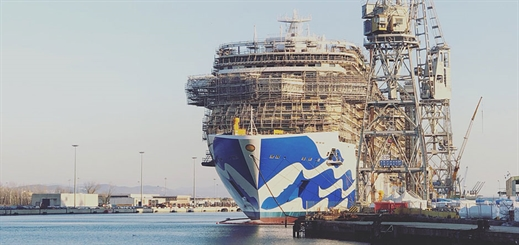 Princess Cruises finalises order for two LNG ships with Fincantieri